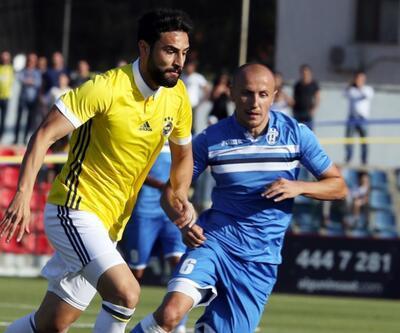 Fenerbahçe'de iki futbolcu kadro dışı kaldı
