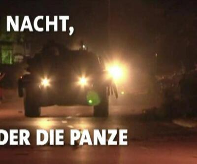 Alman ARD kanalından 15 Temmuz belgeseli