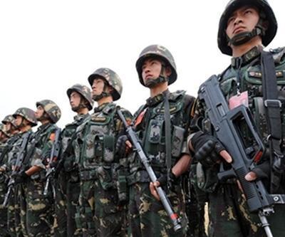 Çin, Cibuti'deki askeri üssüne asker gönderdi