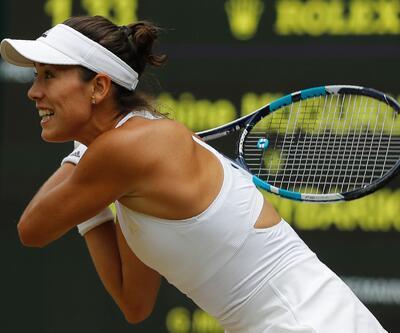 Muguruza Wimbledon'da finalde