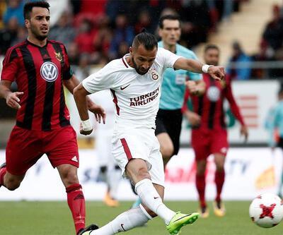 Östersunds 2-0 Galatasaray / Maç Özeti