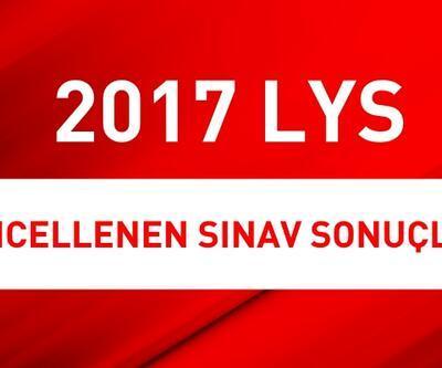 Sınav puanları değişmedi: LYS sonuçları için yeni puan düzenlemesi