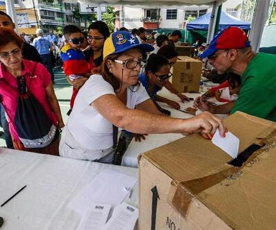 Venezuela'da sembolik referandum