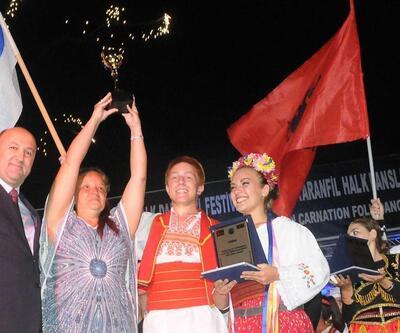 Uluslararası Altın Çınar Halk Dansları Yarışması'nın kazananı Sırbistan