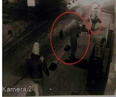 İşte Taksim sapığının görüntüsü