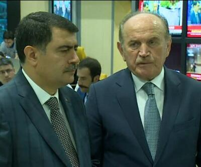 Son dakika... İBB Başkanı Kadir Topbaş'tan sağanak yağış açıklaması