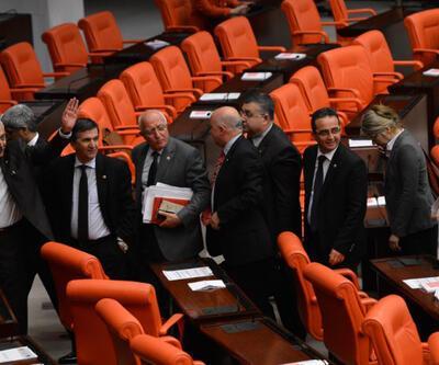 CHP, Meclis'te bugün eylem yapacak