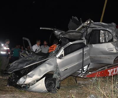 Sakarya Nehri'ne otomobil uçtu, aynı aileden 3 kişi can verdi