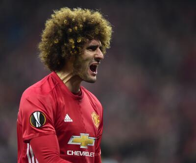 Fellaini ile Manchester United ayrıldı