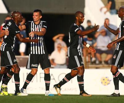 Pepe Beşiktaş formasıyla ilk maçına çıktı
