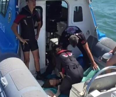 Samatya'da denize giren 12 yaşındaki kız çocuğu boğuldu