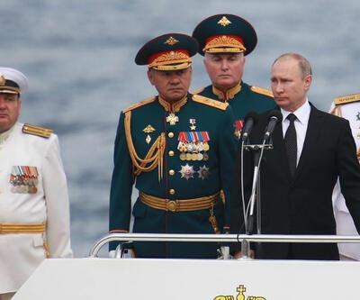 Rusya'dan güç gösterisi