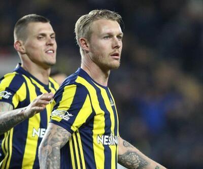 Son dakika: Fenerbahçe Simon Kjaer transferini açıkladı