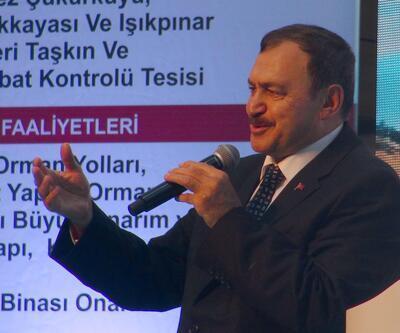 Bakan Eroğlu'ndan çiftçilere: Elektrik vardı da ben mi vermedim