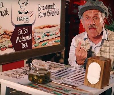 Tostu için reklam filmi çekti, izleyenler ona bayıldı
