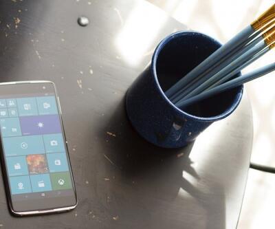 Idol 4 Pro : Windows 10 ile çalışıyor