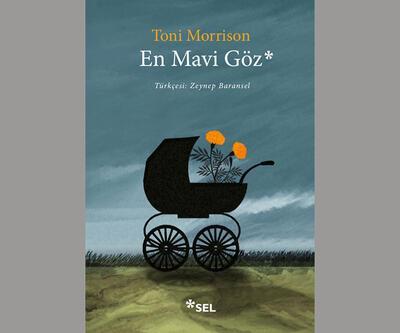 Nobel ve Pulitzerli Toni Morrison'un 'En Mavi Göz' romanı Türkçe'de