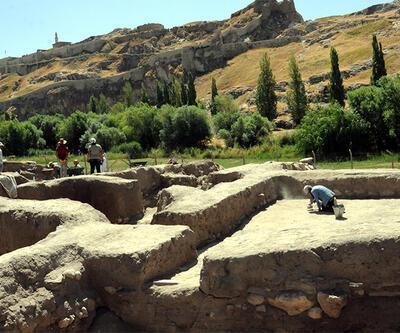 Urartu kazılarında sivillere ait tapınak bulundu