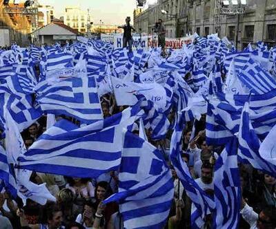 Yunanistan'da işsizlik geriliyor