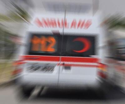 Sakarya'da işçi servisi iş makinesiyle çarpıştı: 6 yaralı