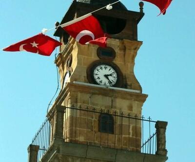 Yozgat'ın tarihi Saat Kulesi artık zamanı göstermiyor