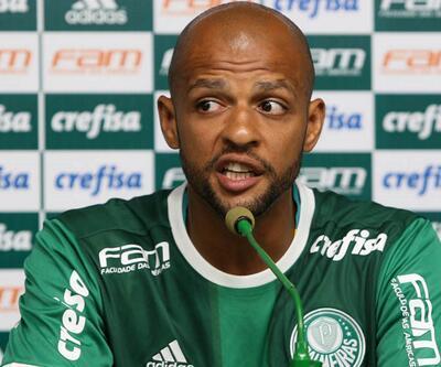 Felipe Melo geri dönüyor! Palmeiras affetti