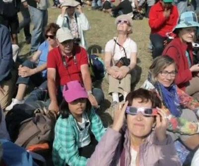 ABD 21 Ağustos'taki güneş tutulmasını bekliyor