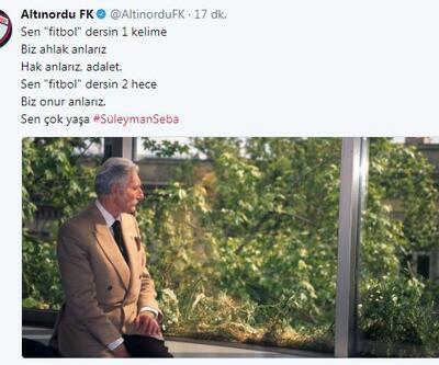 15 tweet'le Süleyman Seba