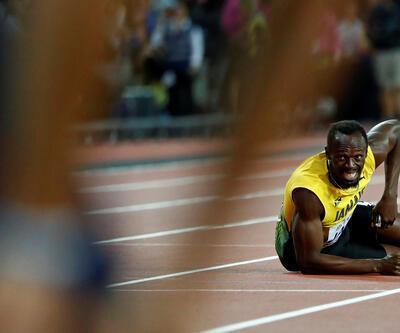 Usain Bolt'un skandal görüntüleri ortaya çıktı