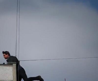 Tom Cruise o sahneyi çekerken kaza geçirdi