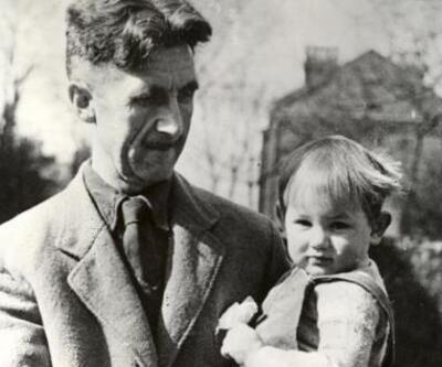 """Richard Blair Orwell: """"Dünya babamın hayal ettiklerini yaşıyor"""""""