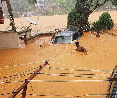 Son dakika: Sierra Leone'de toprak kayması... Yüzlerce ölü var!