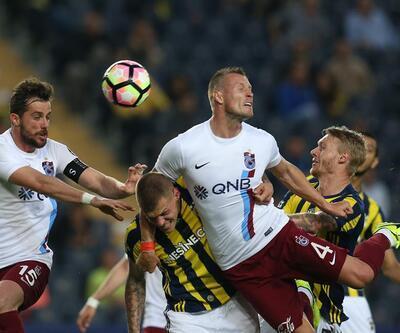 Trabzonspor 20 yıldır Fenerbahçe'yi deplasmanda yenemiyor