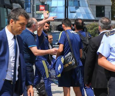 Son dakika Fenerbahçe'nin 20 kişilik Vardar maçı kadrosu