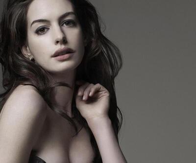 Ünlü oyuncu Anne Hathaway'in çıplak fotoğrafları internete sızdırıldı