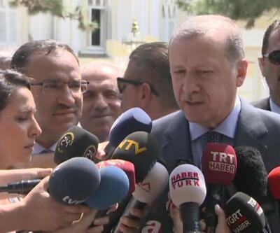 Son dakika...Erdoğan'dan Almanya'da yaşayan Türklere çok önemli çağrı