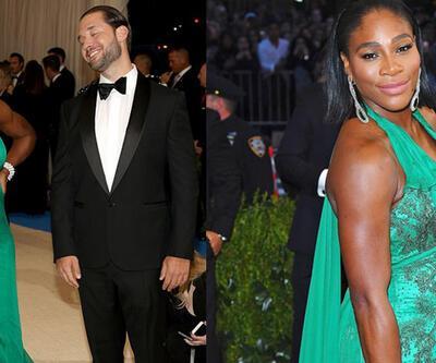 8 aylık hamile Serena Williams enginar aşerdi