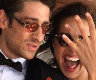 Bora Akkaş ve Seda Türkmen evlendi!