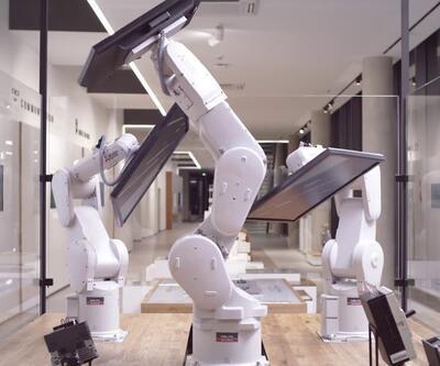 "Mitsubishi Electric'in ""Threebots"" projesine Cannes'dan ödül"