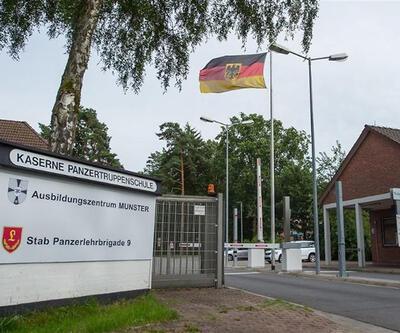 Alman askeri 'ceza yürüyüşü' sırasında öldü