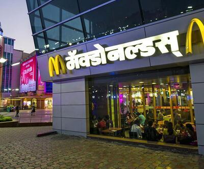 McDonald's Hindistan'daki 169 restoranı kapattı