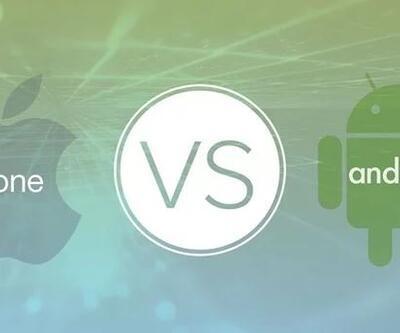Android Oreo ile iOS 11 arasındaki şaşırtan benzerlikler