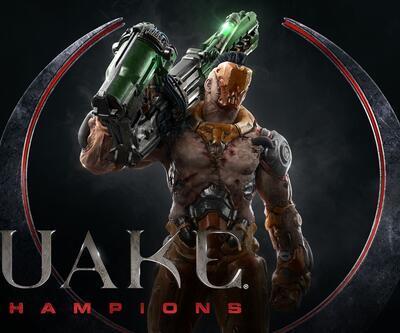 Quake Champions, Steam'e geldi