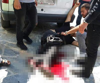 Son dakika... İstanbul Adalet Sarayı'nda silahlı saldırı