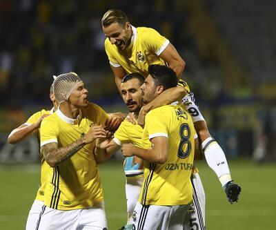 Maç Özeti / Gençlerbirliği 1-2 Fenerbahçe
