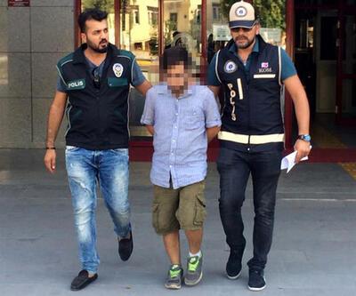Antalya'daki torbacı sabah salındı öğlen eroinle yakalandı