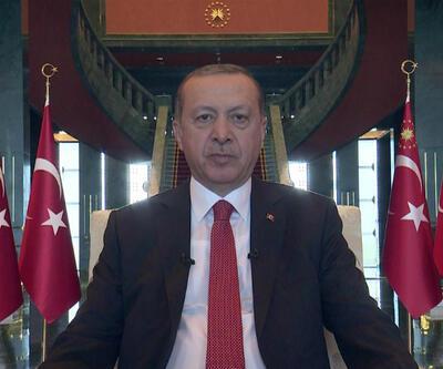 Erdoğan'dan Kurban Bayramı mesajı: Kararlılıkla devam edeceğiz