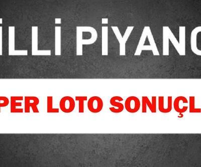 5 Aralık 2019 Süper Loto sonuçları Milli Piyango tarafından duyuruldu