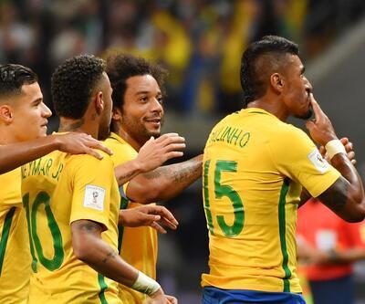 Brezilya 2-0 Ekvador / Maç Özeti