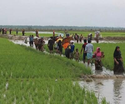 Myanmar'dan kaçış sürüyor